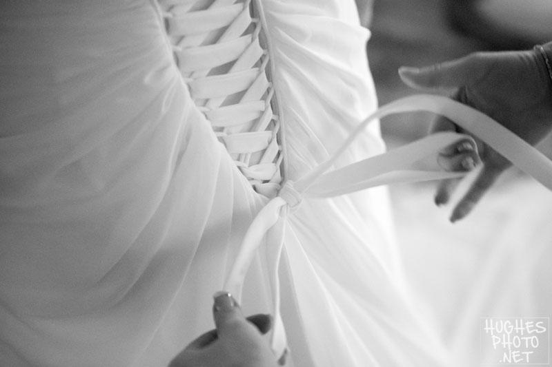 Lace Corset Wailea Wedding Gown