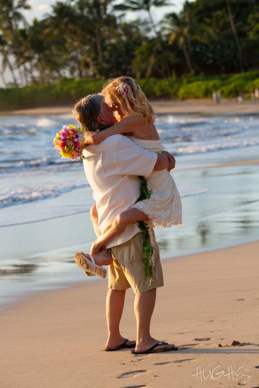 Wailea Maui, vow renewal, love, devotion