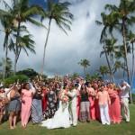 guest photo, wailea wedding, gannon's Maui