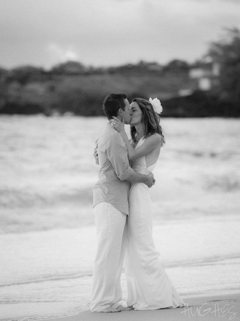 Makena, Maui Vow Renewal Beach Time