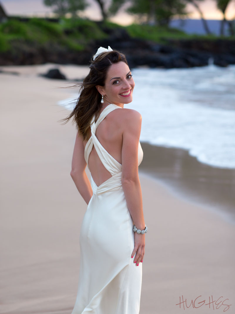 Maui Vow Renewal Beauty
