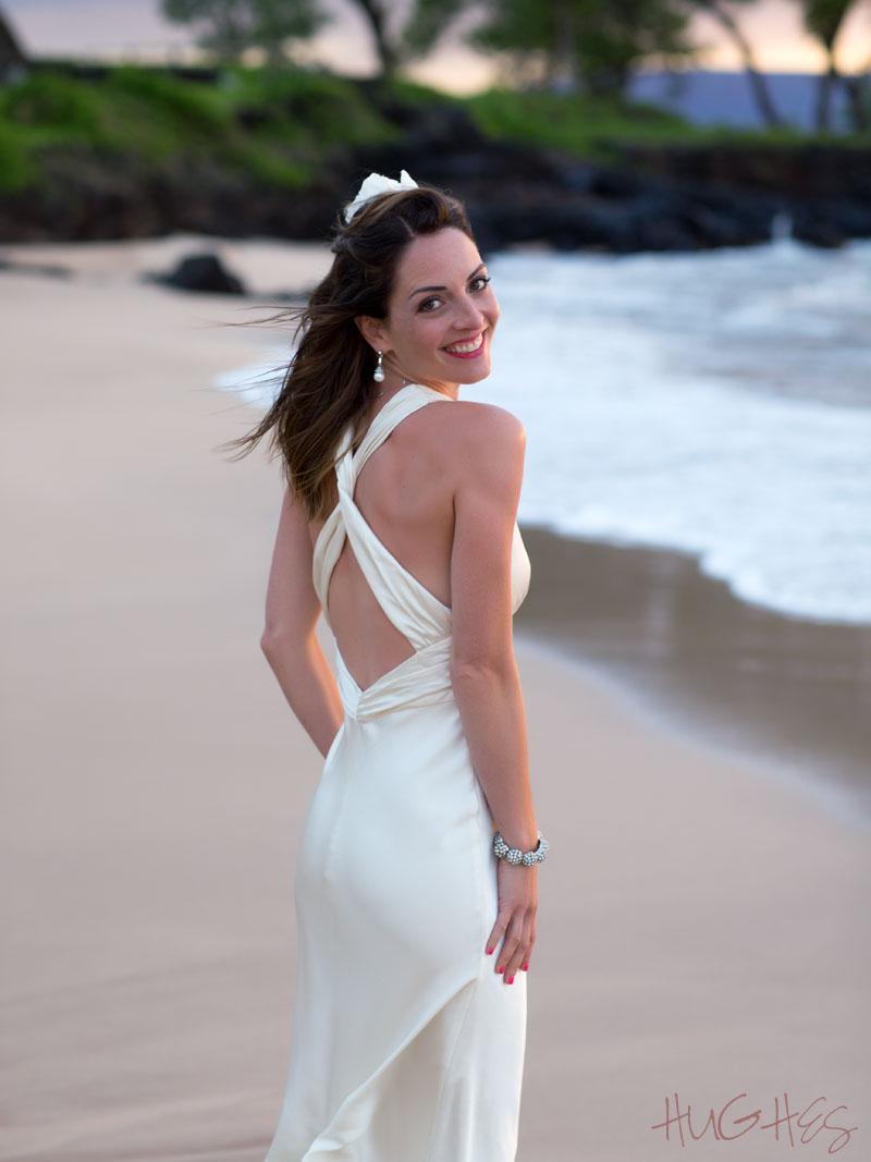 Maui Vow Renewal Beauty