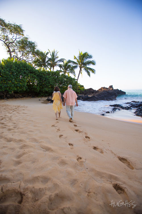 Makena Cove Maui Wedding