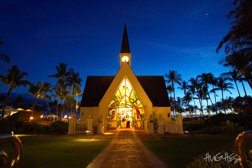 Grand Wailea Chapel Resort