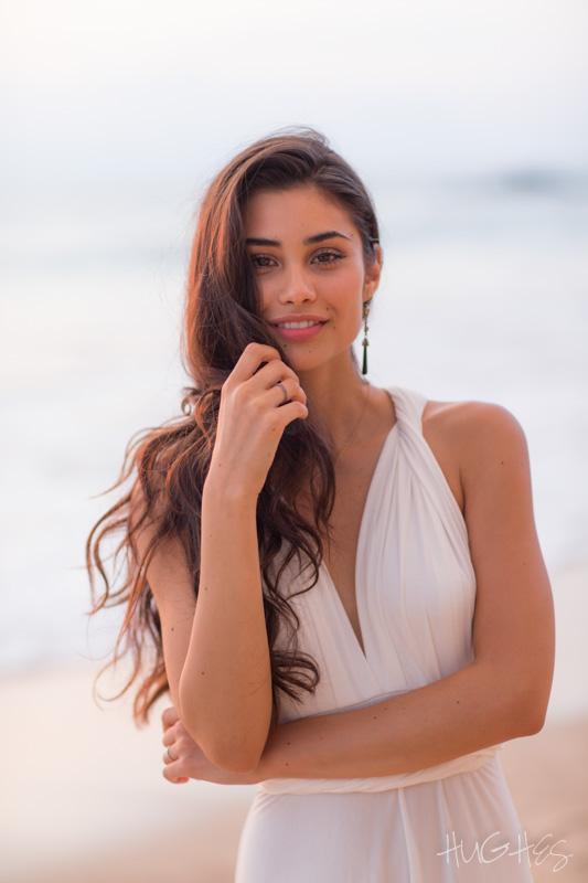Maui Beach Beautiful Bride