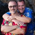 Makena wedding couple, maui, portrait, LGBT