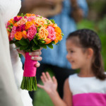 Flower Girl at an Awesome Grand Wailea Wedding