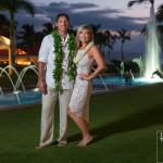 Portrait at the Reflecting Fountain Grand Waiea Resort Maui