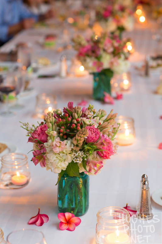 Grand Wailea Resort Floral Centerpiece
