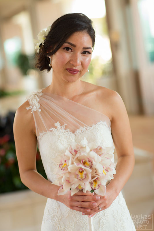 Beautiful Wailea Bride