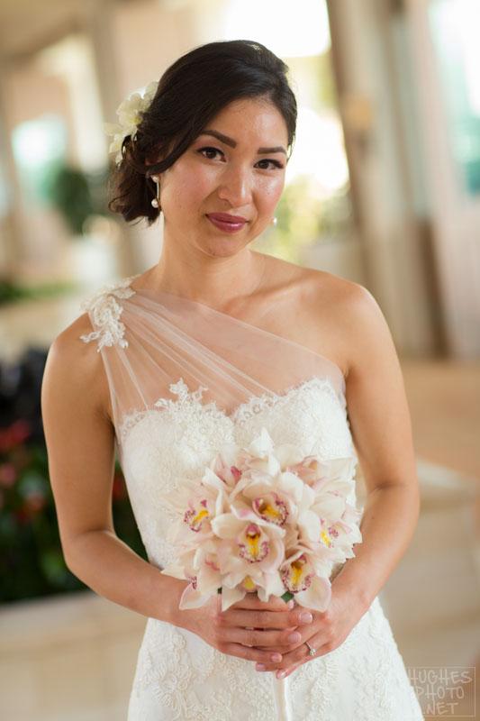 Grand Wailea Bride