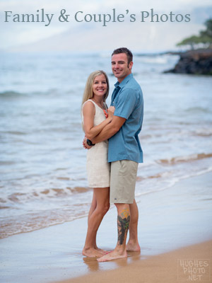 maui portrait photographer, wailea family photos