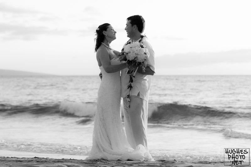 Wailea Wedding Couple