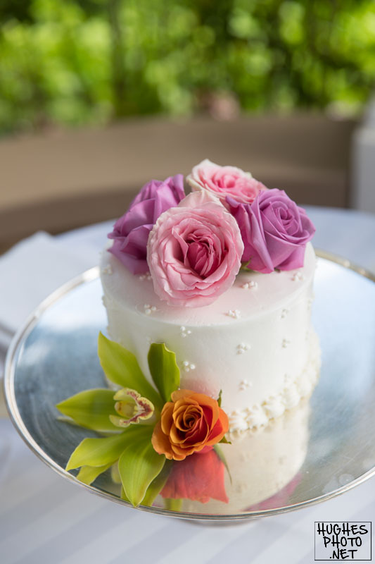 Grand Wailea Cake - Vow Renewal