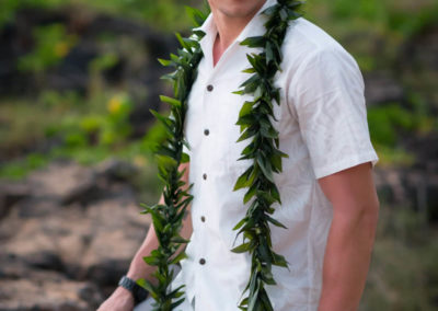 Maui Groom Awaits His Bride