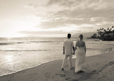 Vow Renewal Couple Grand Wailea