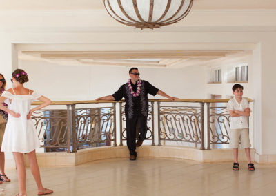 Family Photos at the Grand Wailea
