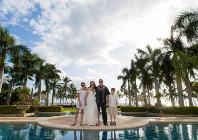 Grand Wailea Family Photos