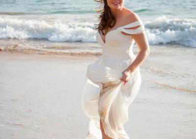 Wailea Beach Bride
